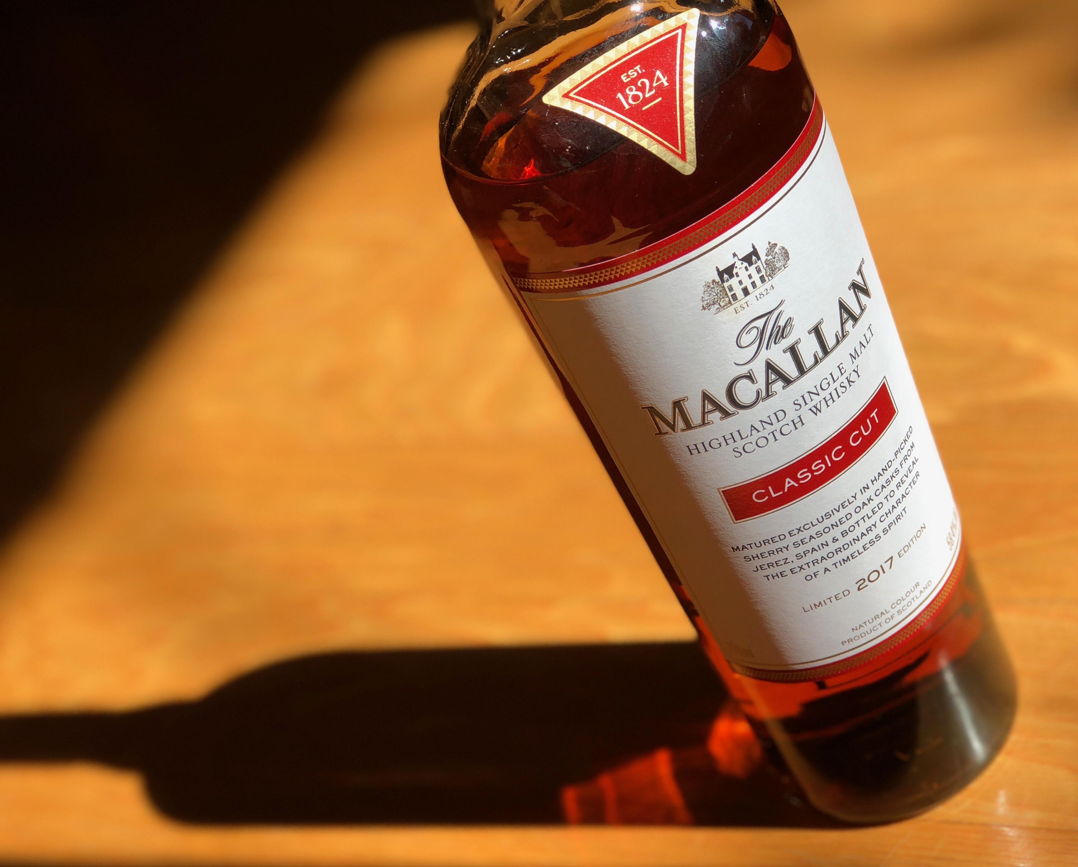 Macallan Classic Cut Cask Strength