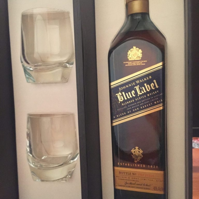 Johnnie Walker BlueLabel