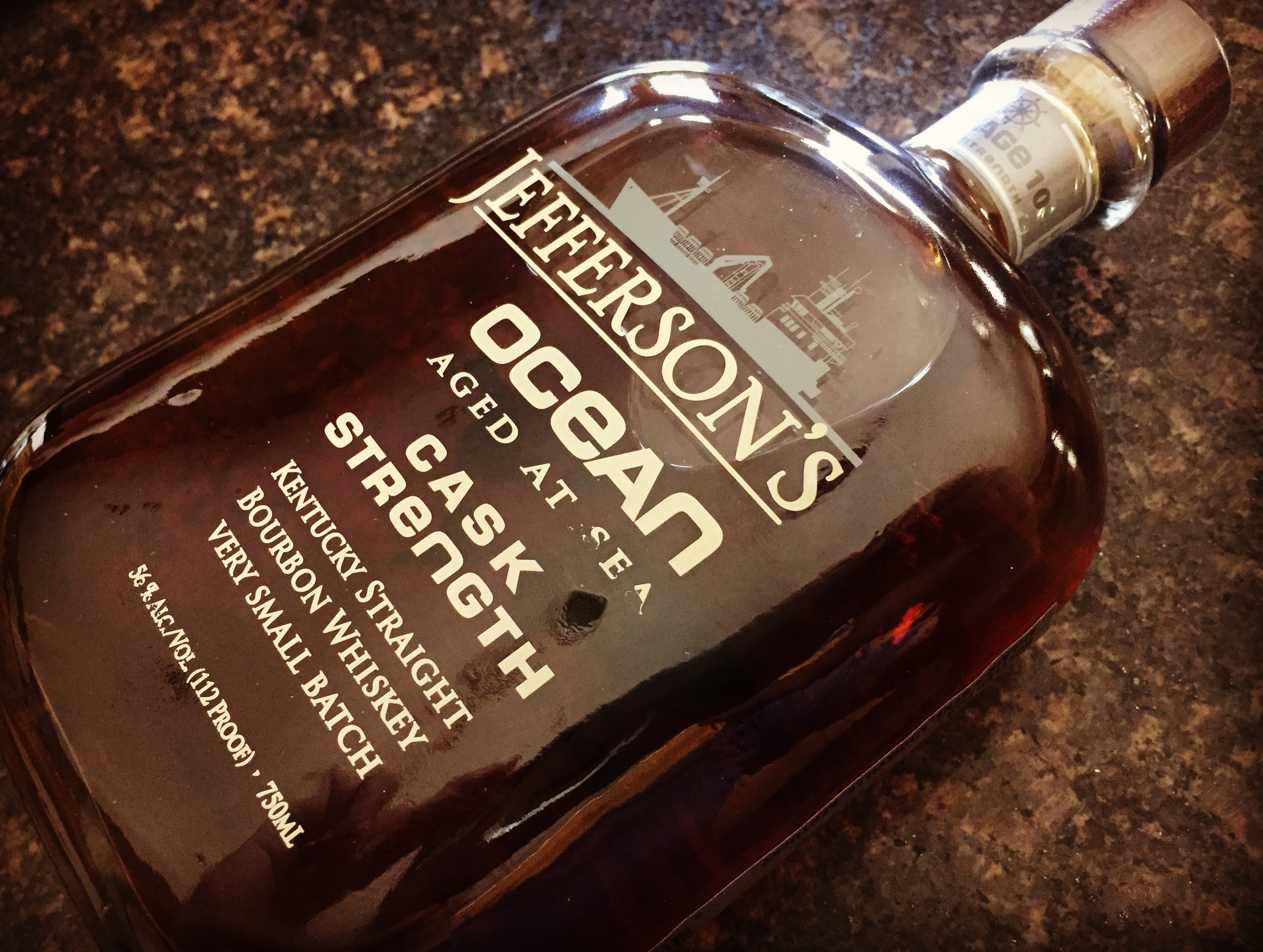 Jefferson's Ocean Cask Strength