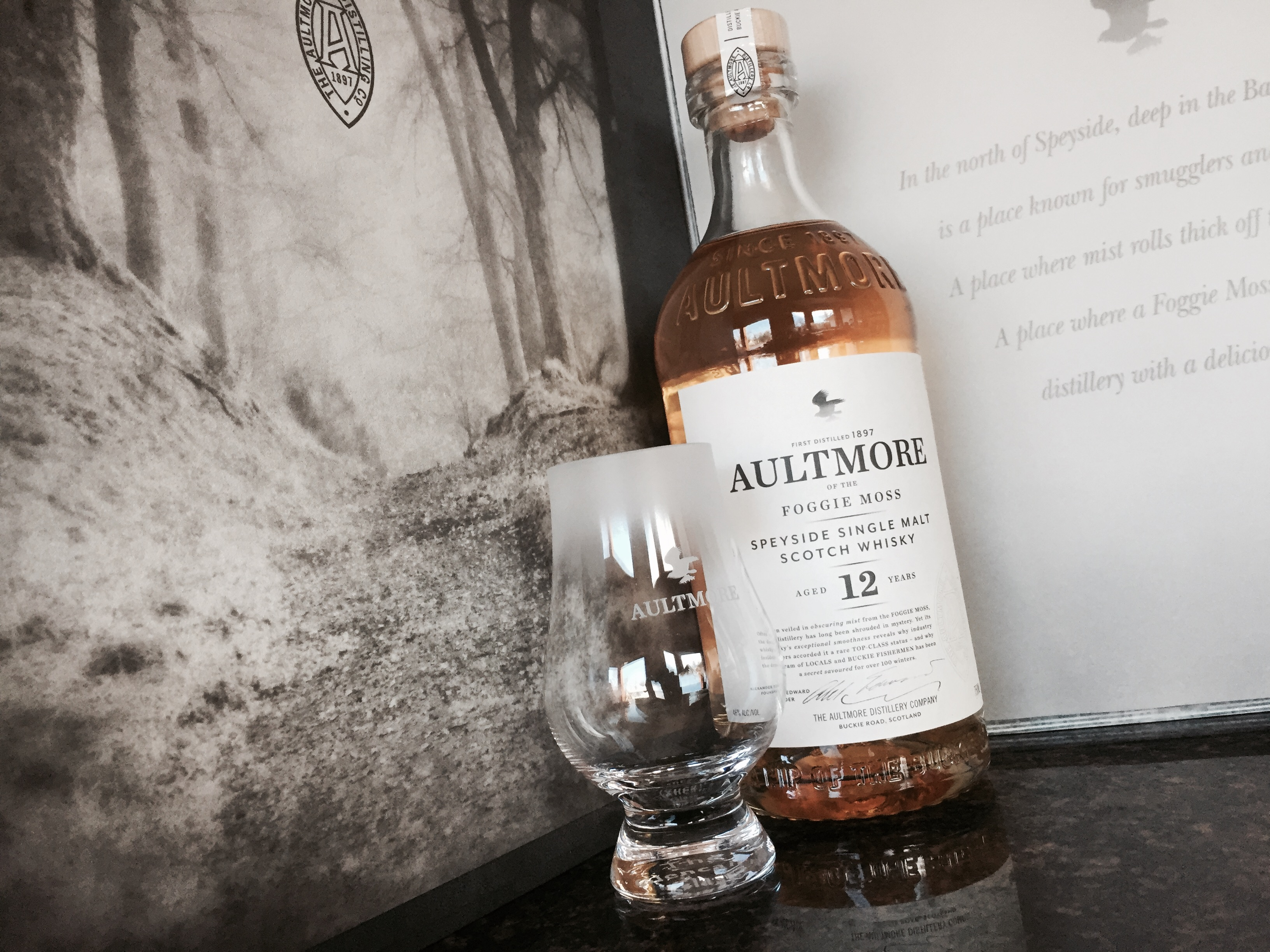 Aultmore 12 Year Last Great Malts