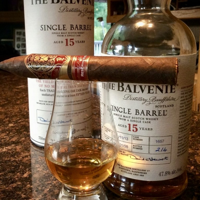 Balvenie 15 Year Single Barrel