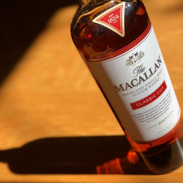 Macallan Classic Cut Cask Strength