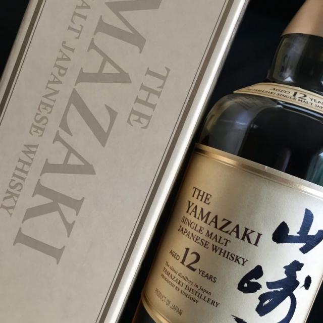 Yamazaki 12 Year