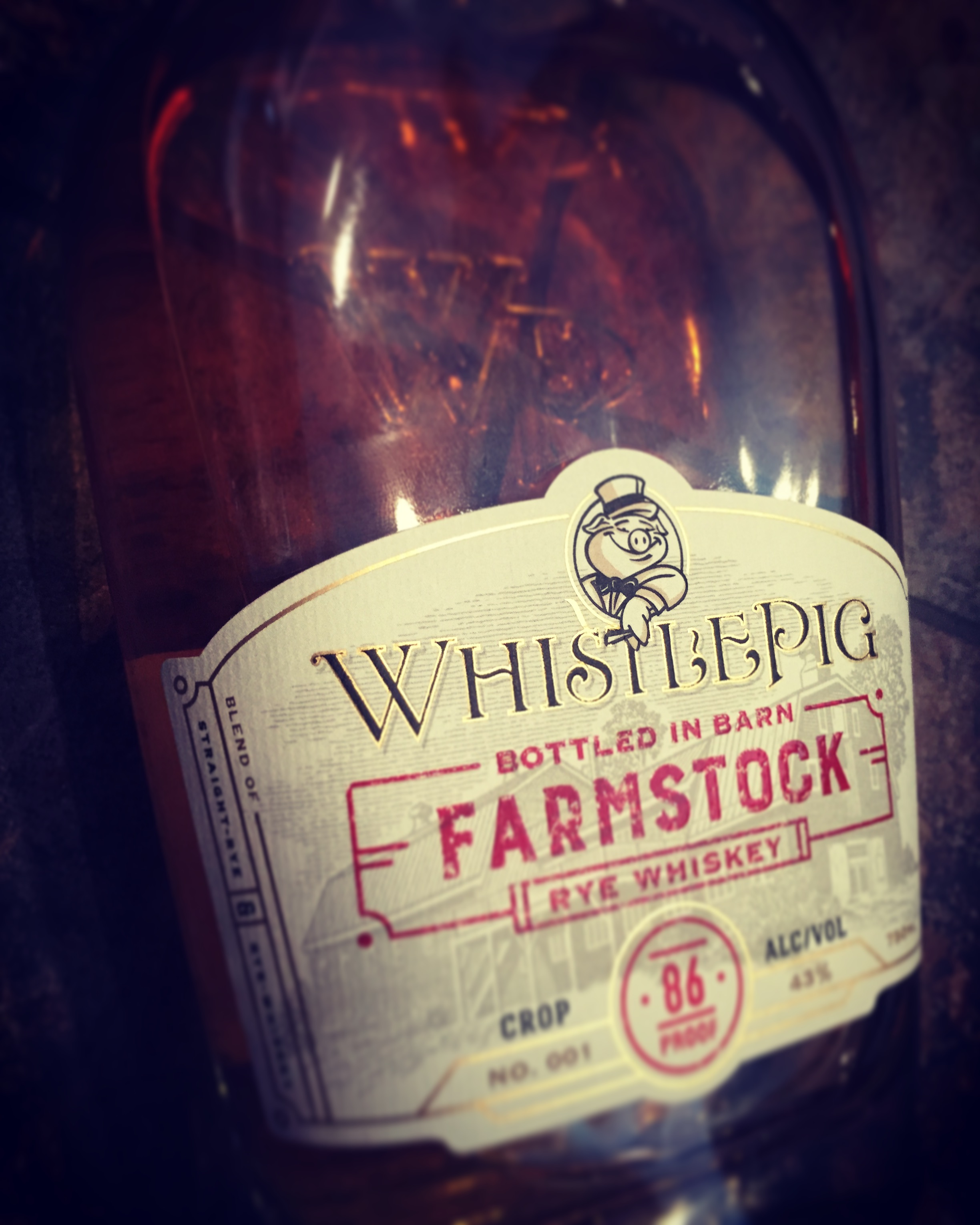 Whistlepig Farmstock