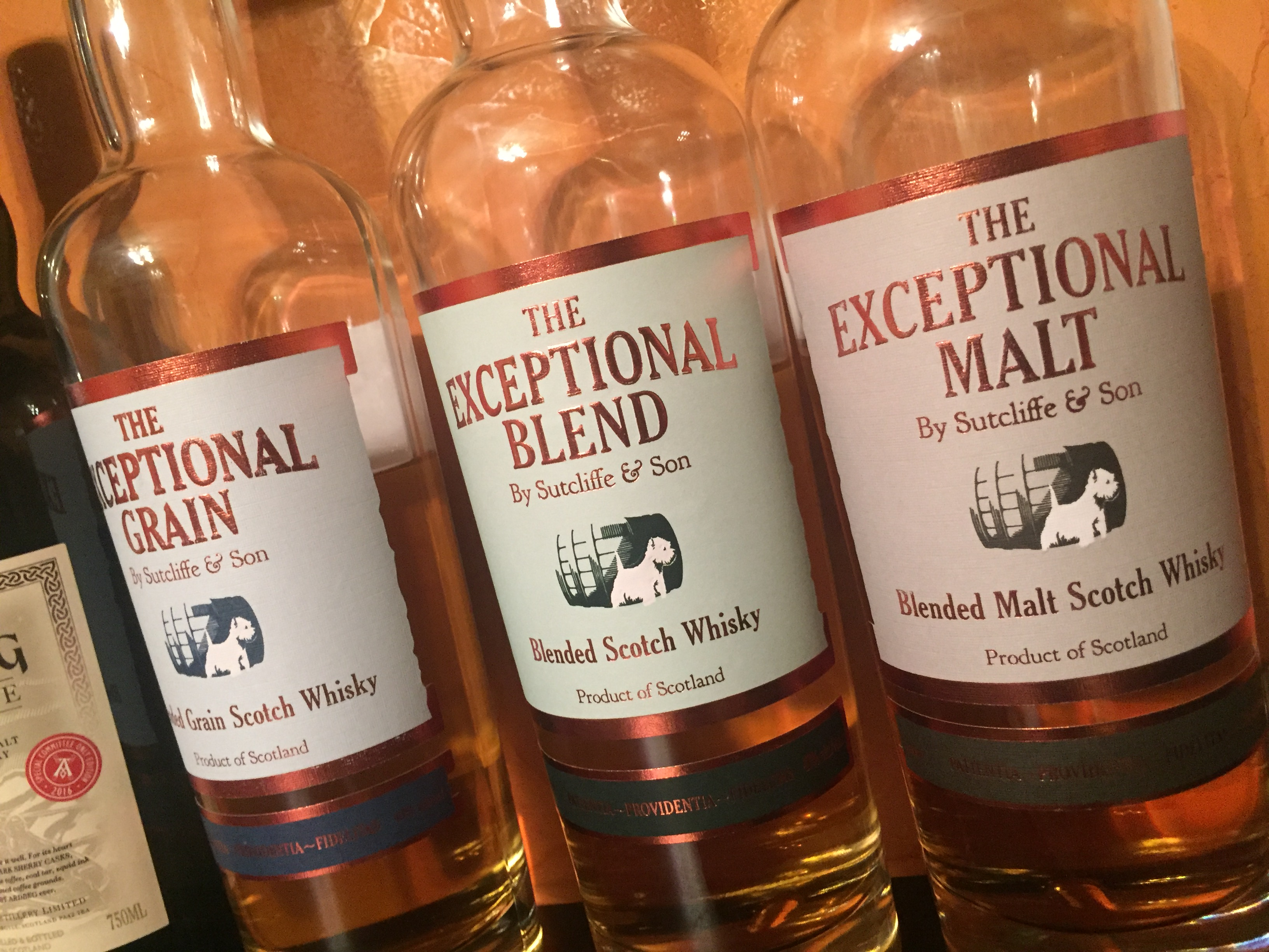 Exceptional Scotch
