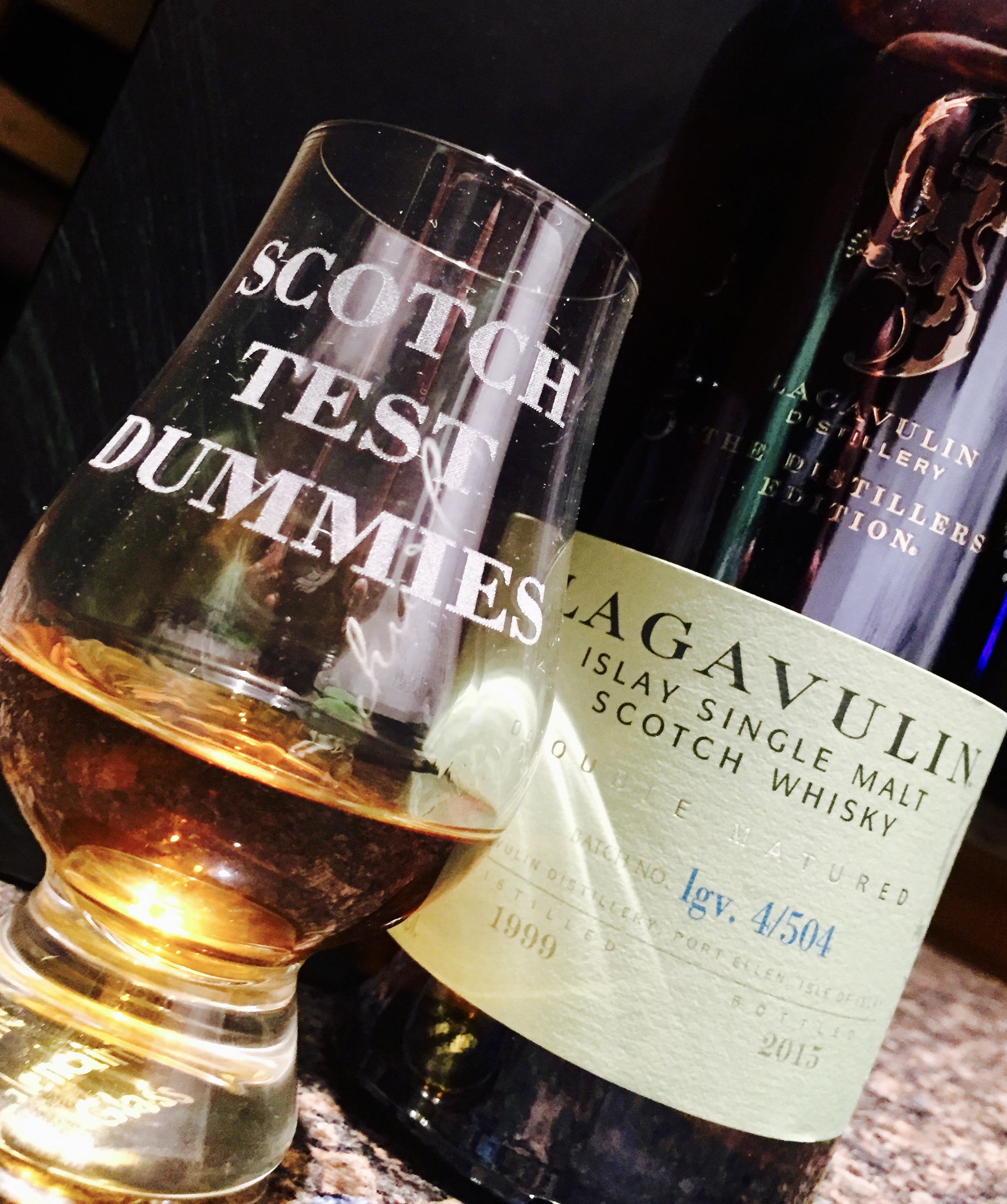 Lagavulin Distillers Edition 2015