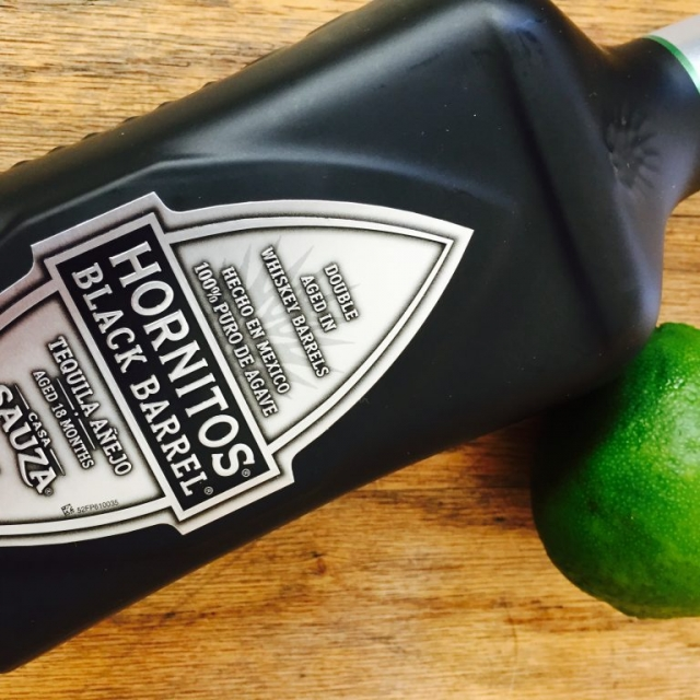 Hornitos Black Barrel Tequila